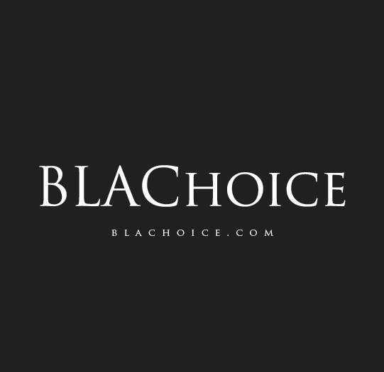 BLACHOICE LOGO 黑色選擇